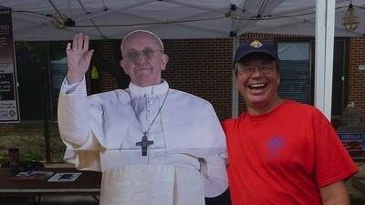 I'm OK, You're OK, the Pope's OK