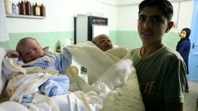 O Enfermeiro Mirim de Alepo