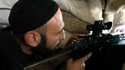 Os Atiradores de Alepo