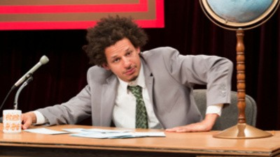 Eric Andre Told Us About the 300-Pound Stripper at His Birthday Party
