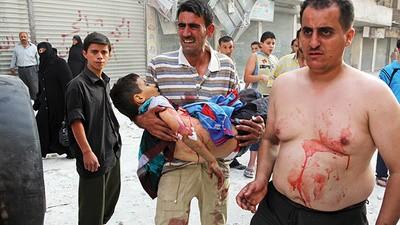 Síria – O Exército Livre da Síria