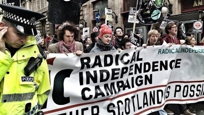 The Pro-Independence Scots Who Want to Turn Their Country into a Socialist Utopia