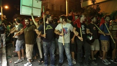 Was Pavlos Fyssas's Funeral the Beginning of the End of the Golden Dawn?