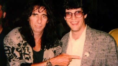 Alice Cooper's Dead Drunk Friends