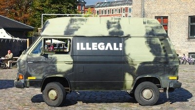 Buy 'Illegal!' Magazine So Its Vendors Can Buy More Drugs