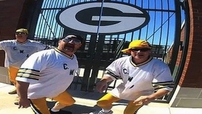 Cheeseheads With Attitude: The Green Bay Packers Parody Band That Sold 50,000 Records
