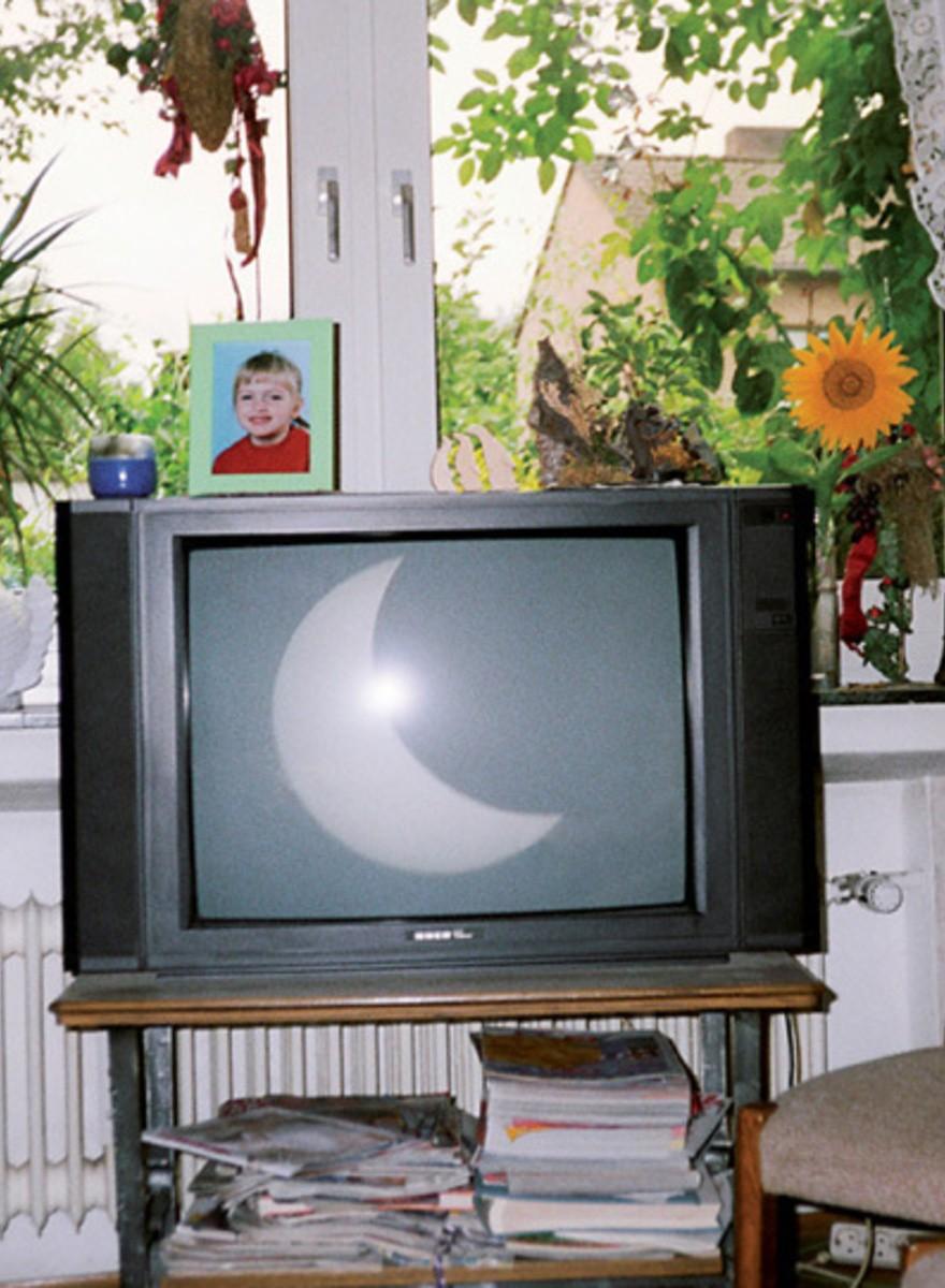 Imágenes de la tele