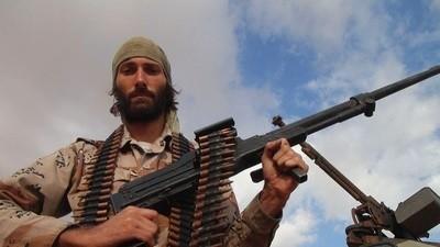 Matthew VanDyke is filmmaker en vocht in Libië tegen Khadaffi