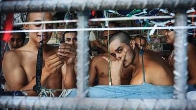 Ein geheimes Gefängnis in El Salvador
