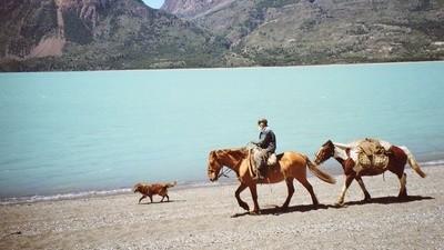 Faustino, eremita in Patagonia