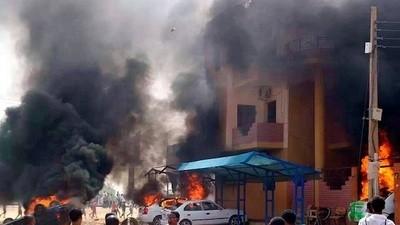 Revoltas no Sudão: Apagão na Internet e Manifestantes Mortos nas Ruas