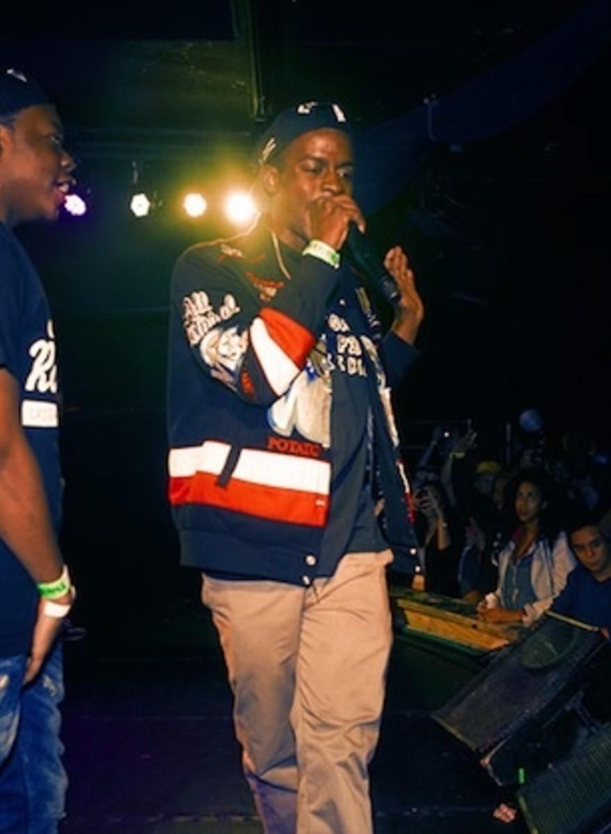 Black Dave and Pro Era Take Over Williamsburg