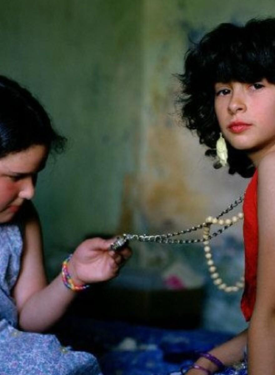 Alessandra Sanguinetti: Hacer fotos era mi manera de hacer la vida un poco más permanente