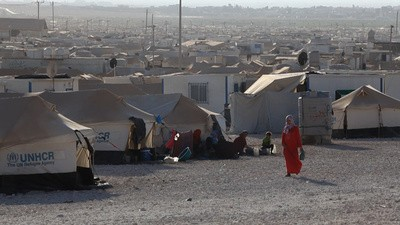 Ground Zero - Za'atari Refugee Camp