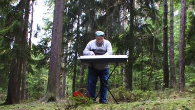 Die Pilzsymphonie von Herrn Hálek