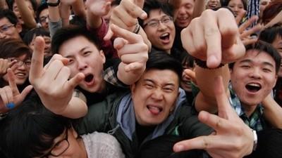 Anche la Cina ha i suoi festival musicali