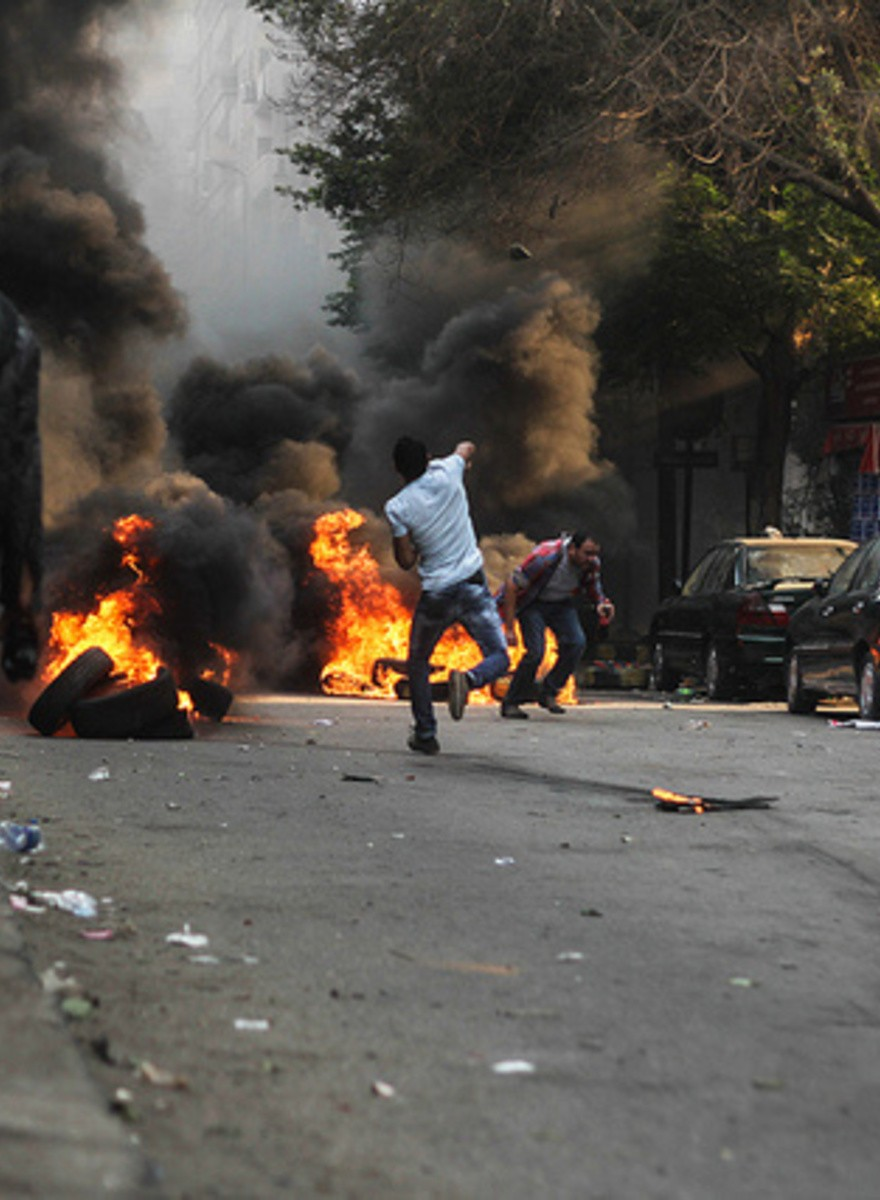 Appalling Violence Ravaged Cairo Again This Weekend