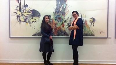 Finding the Feminine Daemonic in Jen Ray's Art
