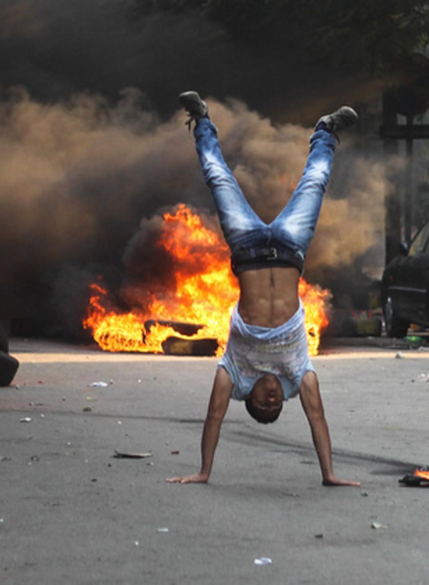 Nuevo fin de semana de violencia en el Cairo