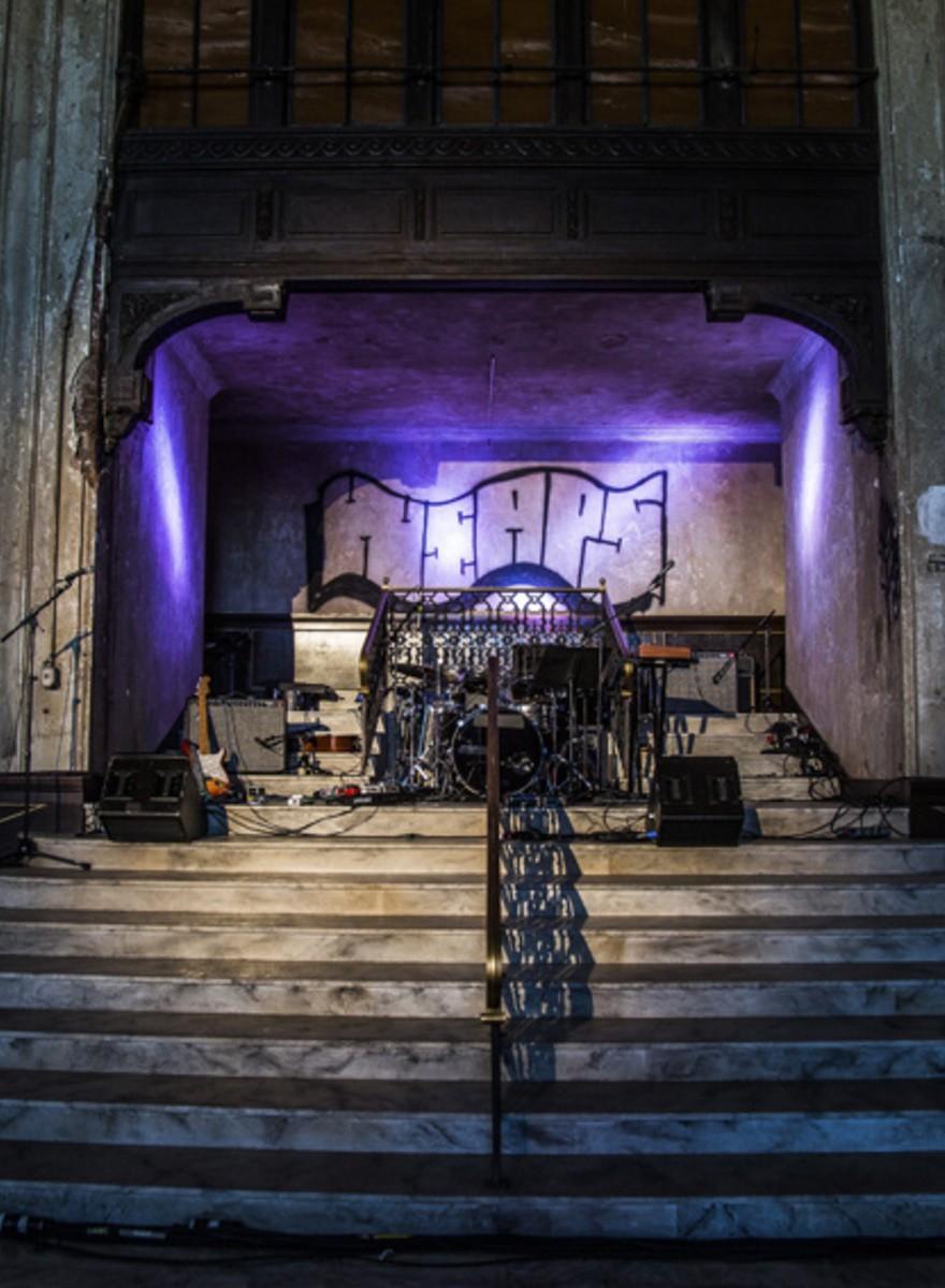 Das Ende einer Reise: In Oakland ging die #stntostn Tour in Rauch auf