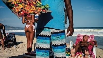 Pólio e Festas na Praia Fizeram de David Alan Harvey o Que Ele É Hoje