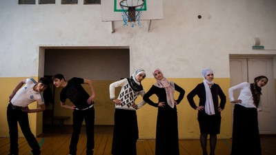 O renascimento islâmico na Chéchenia