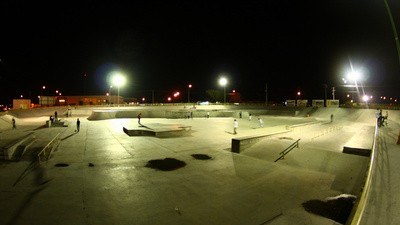 Cuando nace un skatepark
