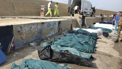 Europe Needs to Wake Up to the Boat Sinkings of Lampedusa
