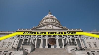 Guvernul american e închis în continuare din aceleași motive stupide