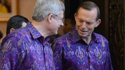 What Tony Abbott and Stephen Harper can Learn From Each Other