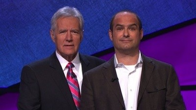 """Greatest Living American Writer"" Neal Pollack Talks About His 'Jeopardy!' Victory"