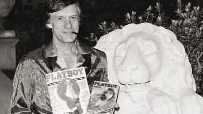 Lo que vio el mayordomo de la Mansión Playboy