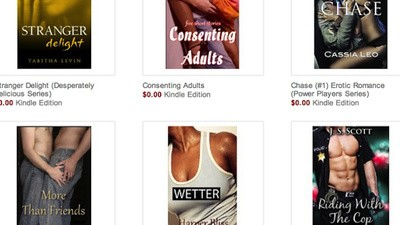 Online Booksellers Are Increasingly Afraid of Selling Smut