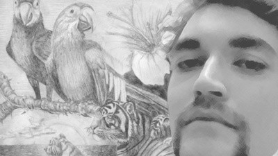 Silk Road Founder Ross William Ulbricht Is Good at the Internet but Bad at Art