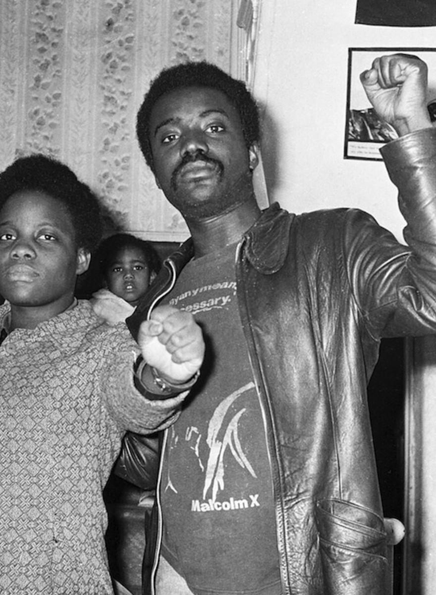 El legado de los Panteras Negras del Reino Unido