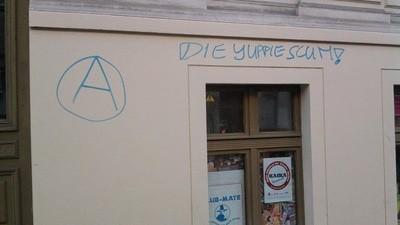 Hablamos con el escuadrón en defensa de los hipsters de Berlín