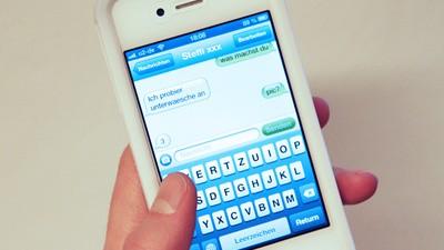 So schreibst du Sex-SMS, ohne wie ein peinlicher Idiot zu wirken