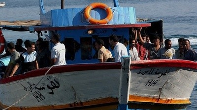 Ik reisde per boot van Somalië naar Lampedusa