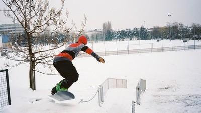 Der VICE Snowboard Guide ist endlich zurück und mit ihm die BLVNTHNG Jungs