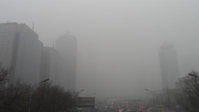 Una aspiradora gigante promete eliminar la contaminación en Beijing