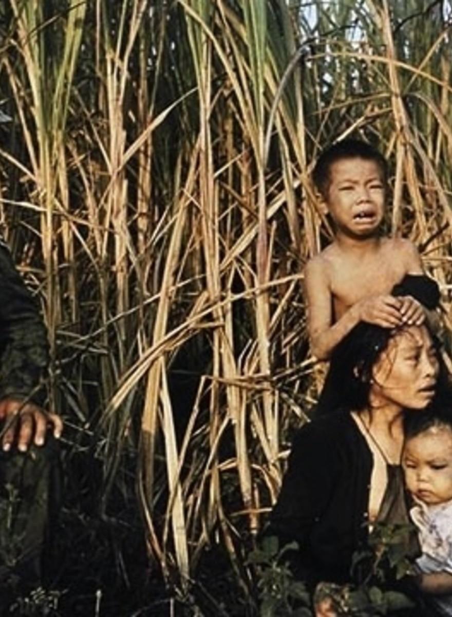 De Vietnamoorlog van Tim Page