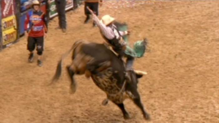 In the Chutes with PBR