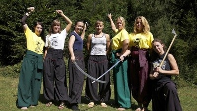 The Warrior Women of Asgarda