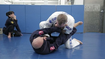 Welcome to the Mat: Jiu-Jitsu with Ottavia Bourdain