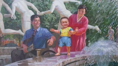 Een kijkje achter de schermen van Mansudae: de grootste kunstproducent van Noord-Korea