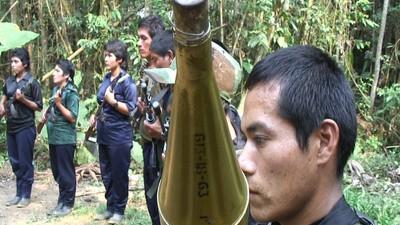 La última entrevista con los líderes de la guerrilla peruana Sendero Luminoso