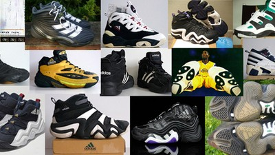 adidas - The Equipment Years