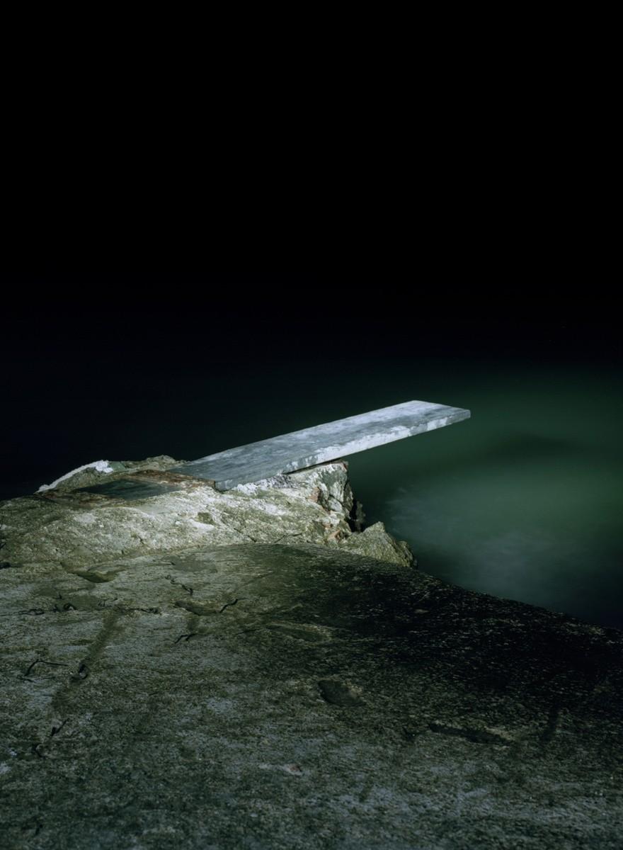 Emil Kozak's Terrifying Trips into Darkness