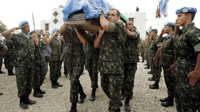 O Brasil Não Sabe Nada Sobre seus Soldados Suicidas