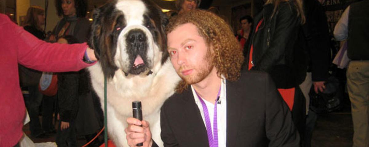 The Westminster Dog Show... On Acid!